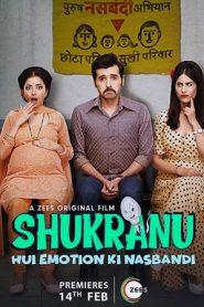 Shukranu (2020) Hindi WEB-DL 480p 720p | GDrive