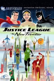 Justice League: The New Frontier BluRay (2008) 480p & 720p Esub | GDrive
