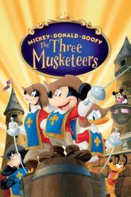 Mickey, Donald, Goofy: The Three Musketeers (2004) English BluRay 480p & 720p   GDrive