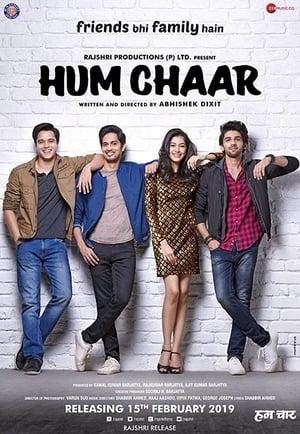 Hum chaar (2019) Hindi WEB-DL HEVC 480P 720P Gdrive