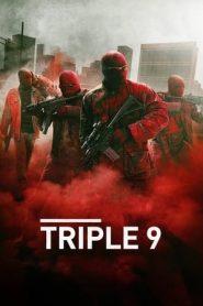 Triple 9 (2016) BluRay 480p 720p | GDrive