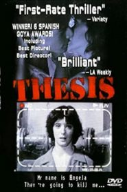 Thesis (1996) BluRay 720p | GDrive