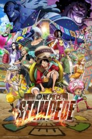 One Piece: Stampede (2019) Japanese   HC-HDRip   480p 720p   GDrive