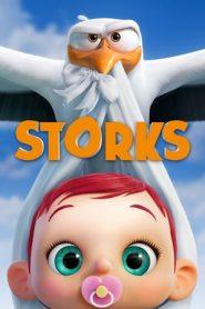 Storks (2016) BluRay 480p & 720p | GDrive