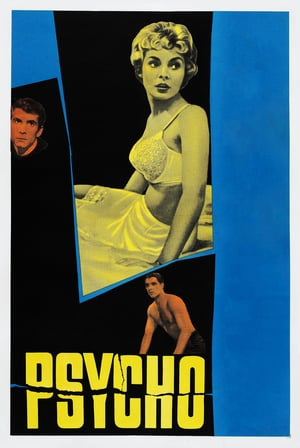 Psycho (1960) BluRay 480P 720P Gdrive