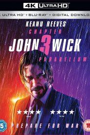 John Wick: Chapter 3 – Parabellum (2019) BluRay Dual Audio [Hindi+English] 480p, 720p & 1080p | GDrive