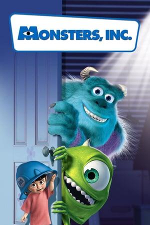Monsters, Inc. (2001) Dual Audio [Hindi ORG – English] BluRay 480P 720P Gdrive