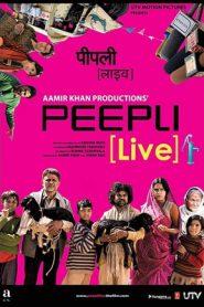 PEEPLI [Live] (2010) BluRay 480p & 720p | GDrive