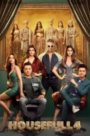 Housefull 4 (2019) Hindi WEB-DL HEVC 200MB 480p 720p 1080p GDrive | ESub