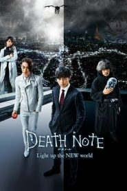 Death Note: Light Up the New World (2016) BluRay 480p 720p | GDrive
