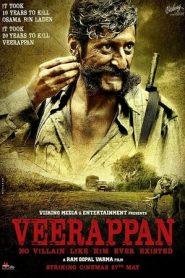 Veerappan (2016) WEB-Rip Hindi | 480p & 720p | GDrive