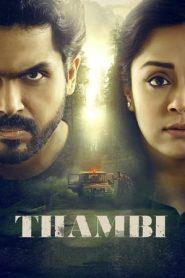 Thambi (2019) Tamil Proper WEB-DL HEVC 200MB 480P 720P GDrive