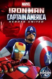 Iron Man & Captain America: Heroes United (2014) English BluRay 480p & 720p | GDrive