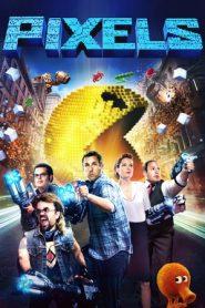 Pixels (2015) Bluray 480P 720P x264