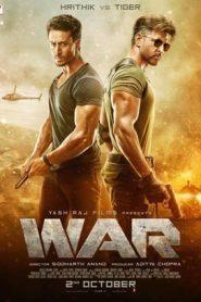 WAR (2019) Hindi BluRay HEVC 200MB 480p, 720p & 1080p GDrive