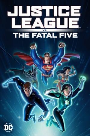 Justice League vs. the Fatal Five (2019) English WEB-DL 480p & 720p | GDrive