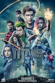 Titans : Dual Audio WEB-DL Season 1-2 Complete [Hindi DD5.1 + English] 720p & 480p | NF Series | GRDive