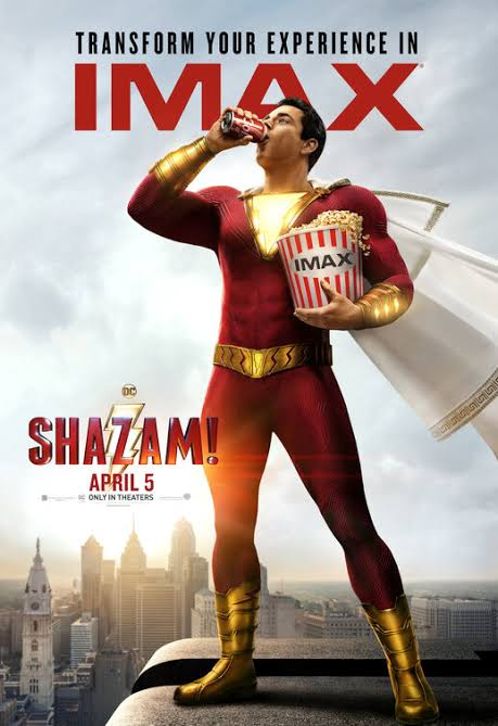 Shazam! (2019) BluRay HEVC 480P 720P 1080P | Dual Audio [Hindi ORG DD5.1 – ENG] | Gdrive