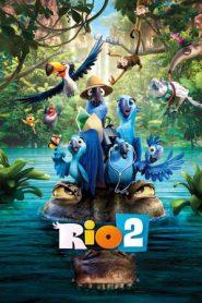 Rio 2 (2014) Dual Audio Hindi-English BluRay 480p 720p GDrive