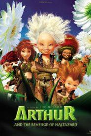Arthur and the Revenge of Maltazard (2009) Full Movie Online Download