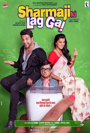 Sharma ji ki lag gayi (2019) Hindi WebRip 480P 720P GDrive