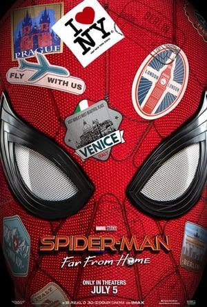 Spider-Man: Far from Home (2019) Dual Audio [Hindi – English] BluRay 480p, 720p & 1080p | GDRive