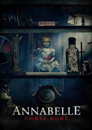 Annabelle Comes Home (2019) [Dual Audio] BluRay 480p, 720p & 1080p GDRive