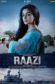 Raazi (2018) Hindi WEB-DL 480P 720P Gdrive