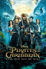 Pirates of the Caribbean: Dead Men Tell No Tales (2017) BluRay Dual Audio [Hindi-English] 720p & 480p GDrive