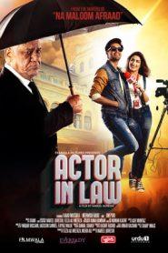 Actor in Law (2016) Hindi – Urdu DvDRip 680MB GDRive