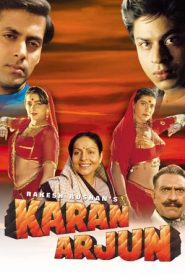 Karan Arjun (1995) Hindi BluRay 480p & 720p GDrive