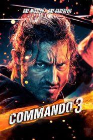 Commando 3 (2019) Hindi WEB-DL 480P 720P GDrive