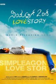 Simple Agi Ondh Love Story (2013) HDRip HEVC 720p | GDrive | BSub
