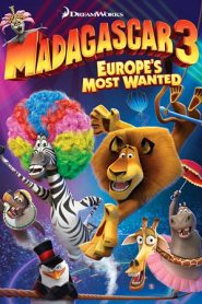 Madagascar 3: Europe's Most Wanted (2012) BluRay 480P 720P GDrive