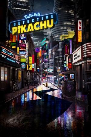 Pokémon Detective Pikachu (2019) Dual Audio BluRay 480p & 720p [Hindi (ORG) – ENGLISH] Gdrive