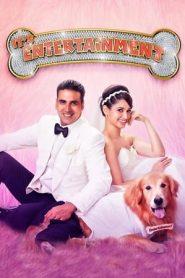 Entertainment (2014) Hindi BluRay 480p & 720p GDrive | 1Drive