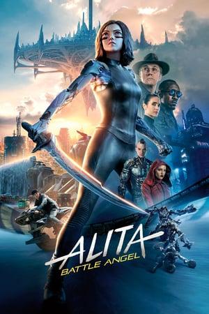 Alita: Battle Angel (2019) Dual Audio [Hindi-ENG] BluRay 480p, 720p & 1080p | GDRive